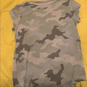 Other - Camo Shirt